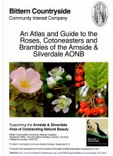 BCCIC Atlas and Guide: Roses, Cotoneasters and Brambles