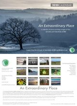 """2020 Calendar: """"An Extraordinary Place"""""""
