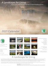 "2021 Calendar: ""A Landscape for Living"""